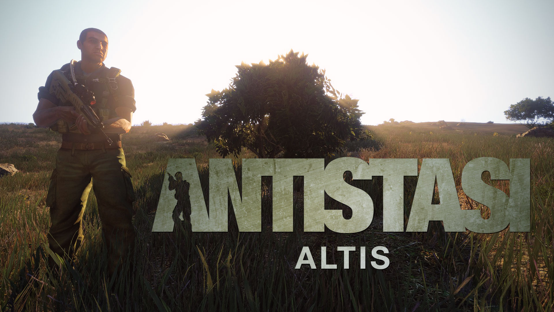 A3-Antistasi Altis BLUFOR