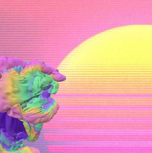 Steam Community Vaporwave Sun