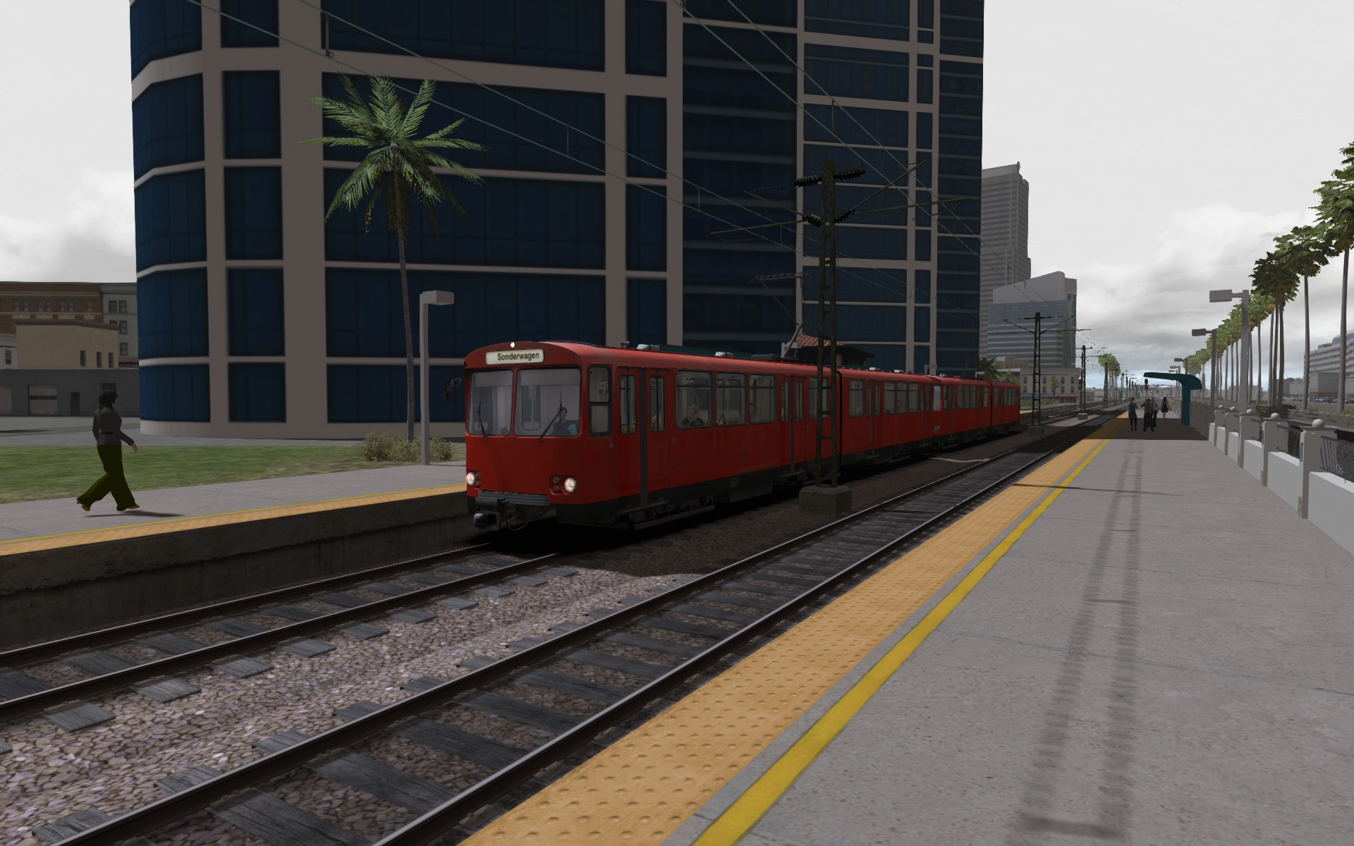 Steam-fællesskab :: Guide :: Trams, Metros and Light Rail