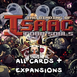 Steam Workshop :: The Binding of Isaac: Four Souls + Expansions