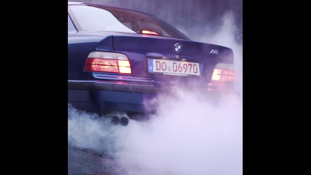 Steam Workshop Bmw E36 Burnout Jp Performance Backforward