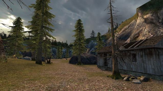 Steam Workshop :: gm_dugout - Outlands Map