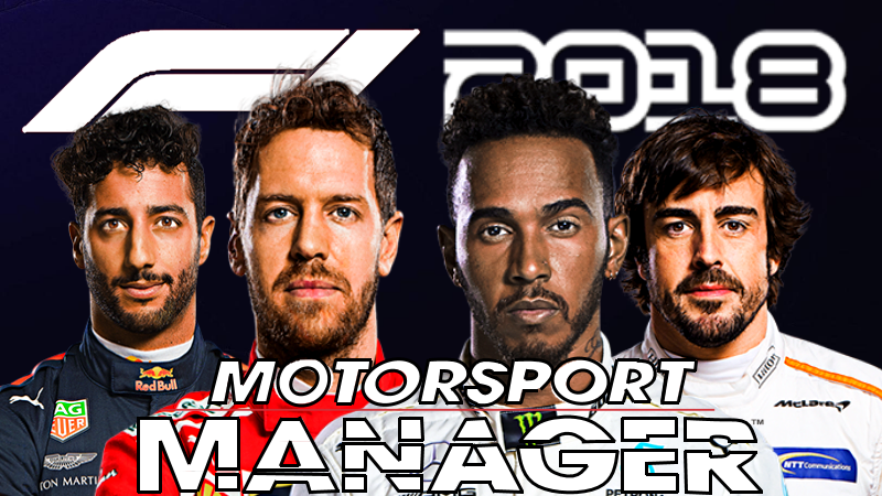 F1 Manager 2018 - End of Season Update