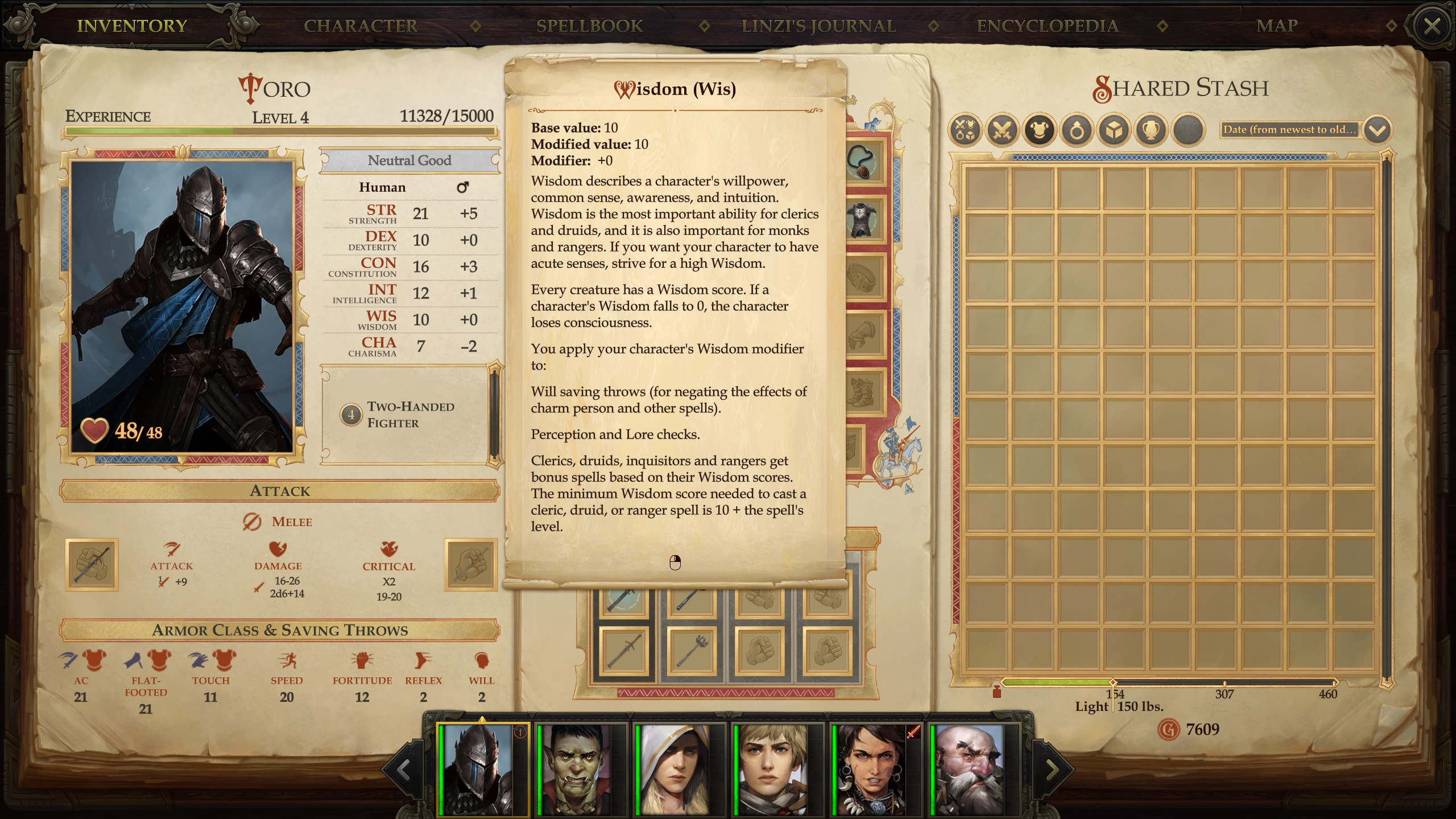 Pathfinder: Kingmaker Builds and Strats Thread | Page 28