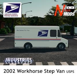 Steam Workshop :: [MAIL] USPS 2002 Step Van
