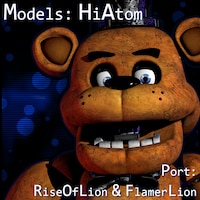 Steam Workshop :: FNAF Most Accurate Models (with non