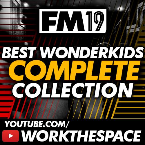 Steam Workshop :: Best Wonderkids - Complete Collection