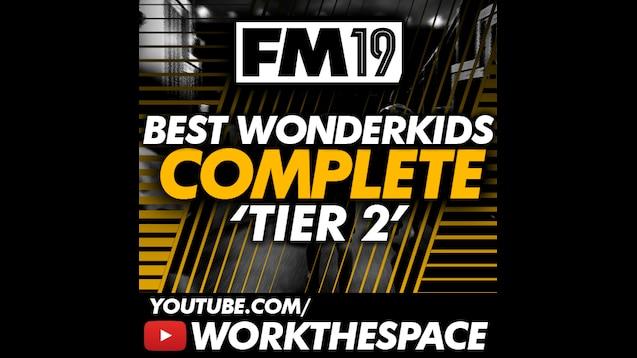 Steam Workshop :: Best Wonderkids - Tier 2 Players
