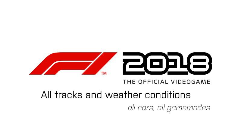 Steam Workshop :: F1 2018 setups (all tracks by f1carsetup com)