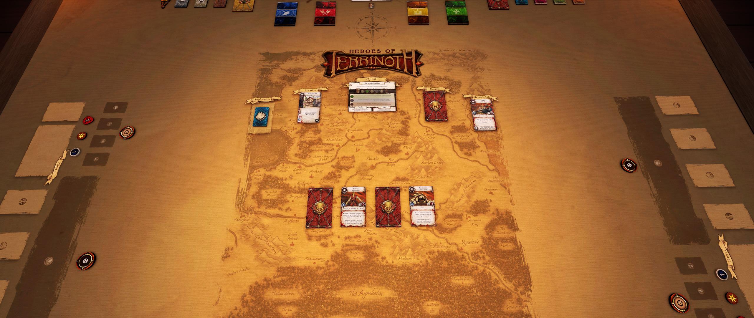 Steam Workshop :: Heroes of Terrinoth - Fantasy Setup