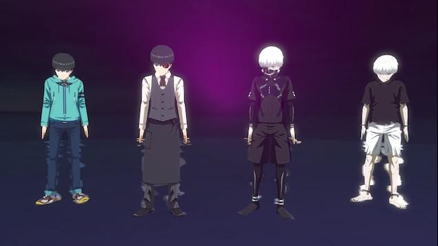 Steam Workshop :: TOKYO GHOUL: KEN KANEKI PACK