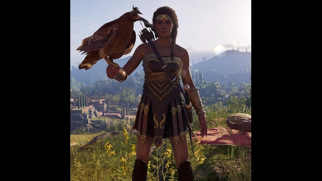 Steam Workshop Assassin S Creed Odyssey Kassandra Amazon