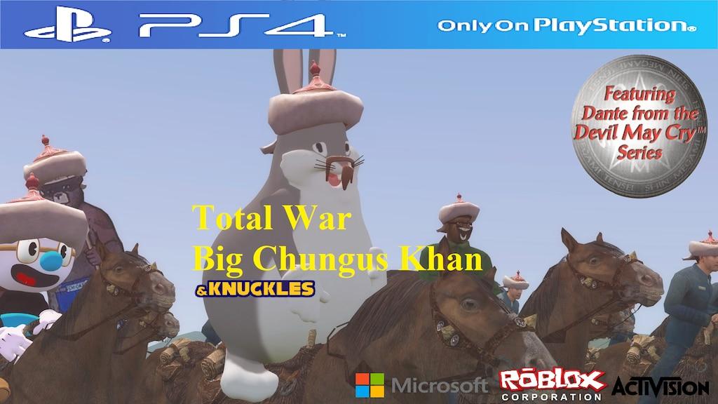 Comunitate Steam Total War Big Chungus Khan Knuckles Ps4