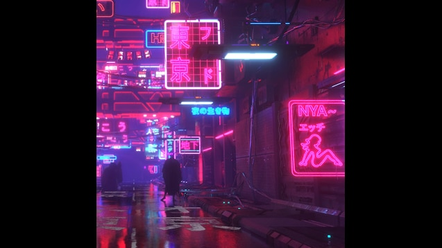 Steam Workshop Ultrawide Neo Tokyo