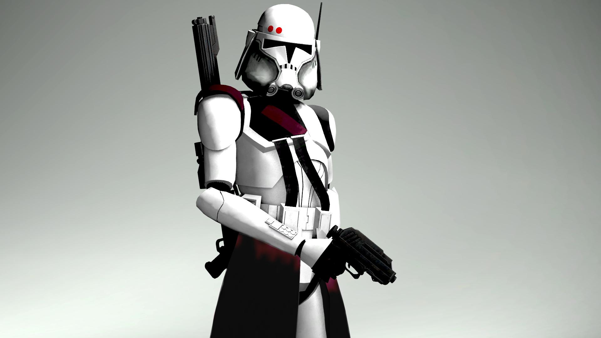 Steam Workshop Cgi Clone Troopers 21st Nova Corps