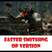 Instant lvl 100 smithing画像
