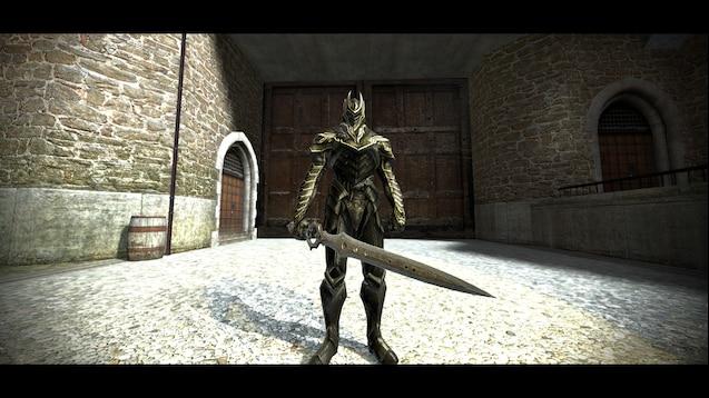 Steam Workshop :: Infinity Blade: Infinity Weapons Props