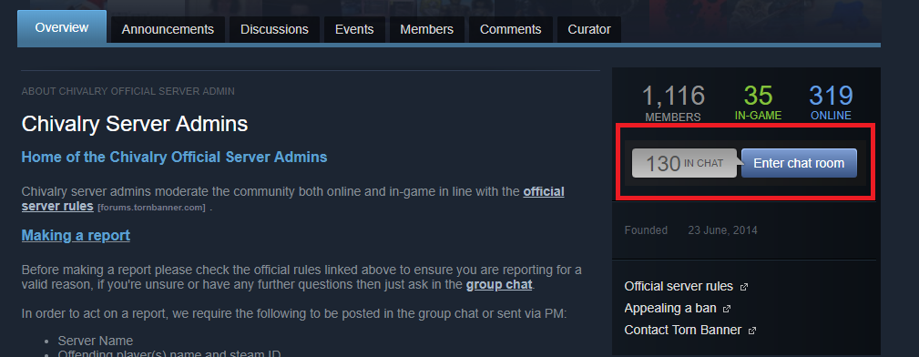 Steam Community :: Guide :: How to Contact Official Server