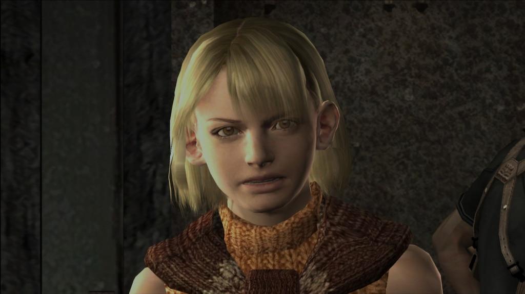 Ashley Graham Resident Evil 4
