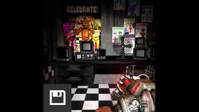 Steam Workshop :: golden freddy simulator