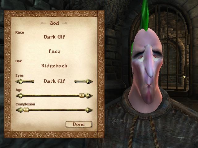 Comunidade Steam :: Captura de Ecrã :: The face of God
