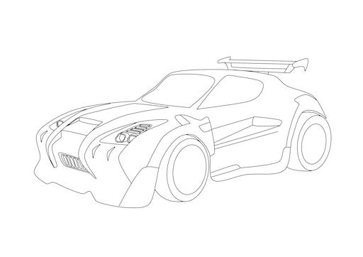 Steam Community Takumi Rx T Draw Rocket league car hitboxes list. steam community takumi rx t draw