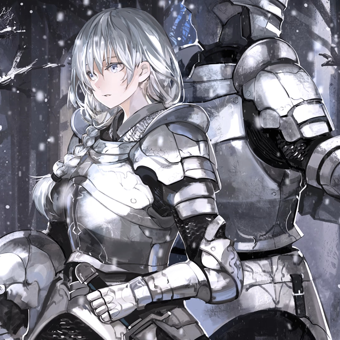 Snow Knights Wallpaper Engine