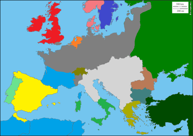 Steam Workshop Real Map Of 1936 45