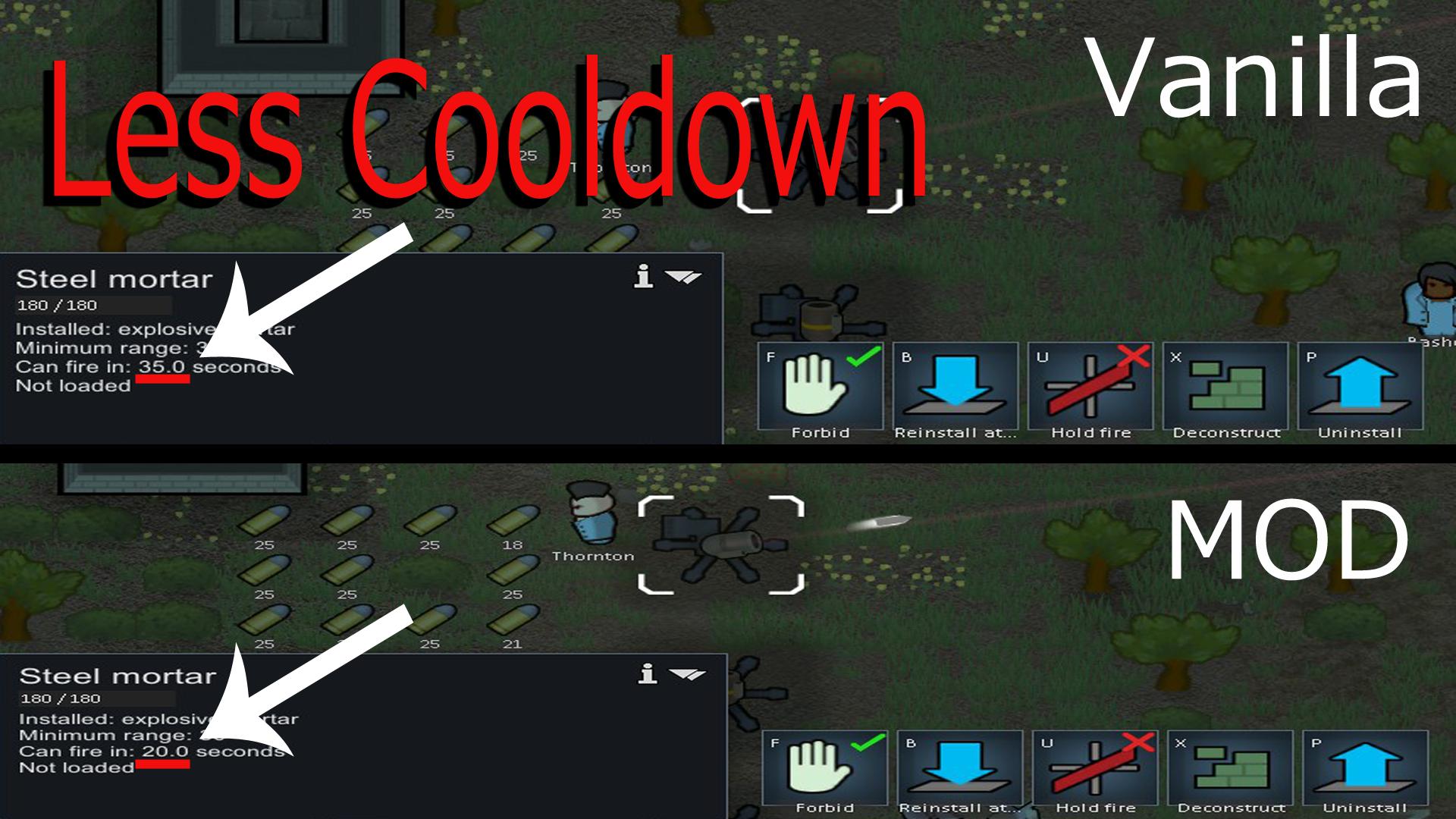 Steam Workshop :: Accurate Mortars