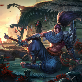 Steam League Of Legends Yasuo