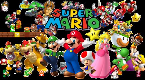 Steam Workshop :: Best Mario Ragdolls and props