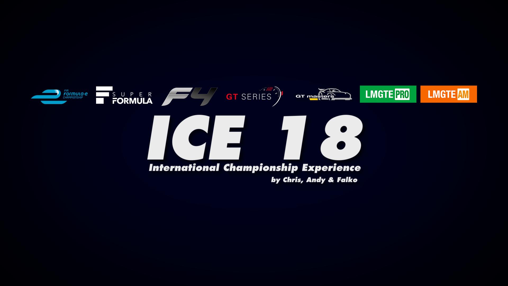ICE Mod 2018