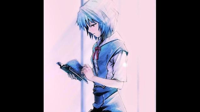 Steam Workshop :: Neon Genesis Evangelion - Ayanami Rei animated