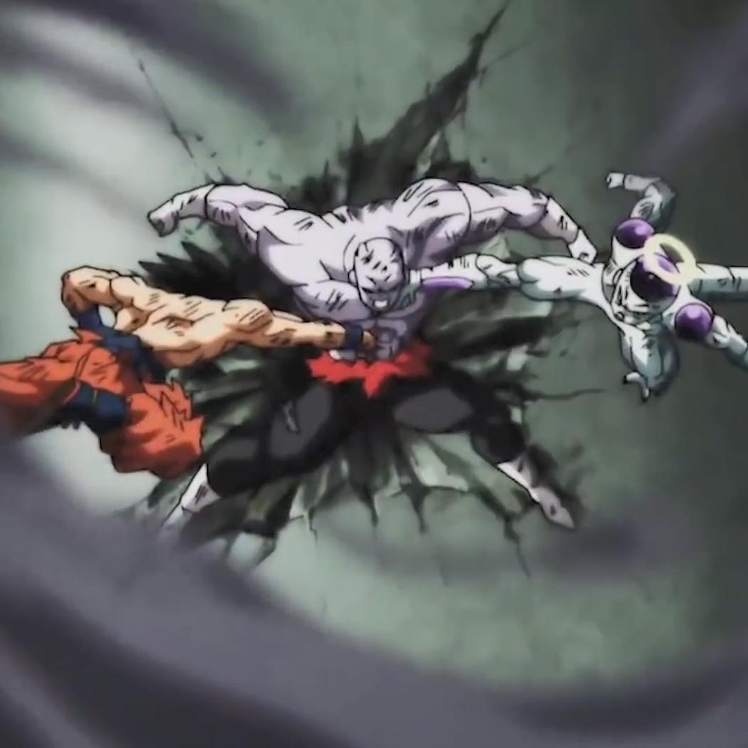 Steam Workshop Dragon Ball S Gokufrieza 17 Vs Jiren