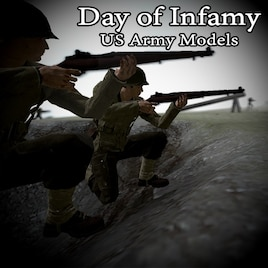 Steam Workshop :: Day of Infamy: US Army Playermodels