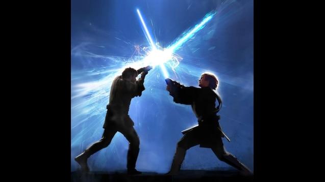 Steam Workshop Star Ward Obi Wan Kenobi Vs Anakin Skywalker