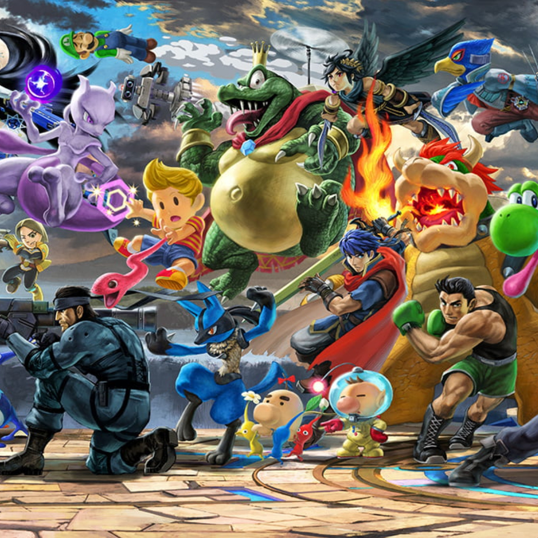 Steam Workshop Super Smash Bros Ultimate Wallpaper 8 8 18