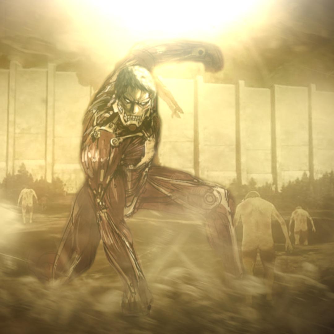 Steam Workshop Attack On Titan Armored Titan Wallpaper