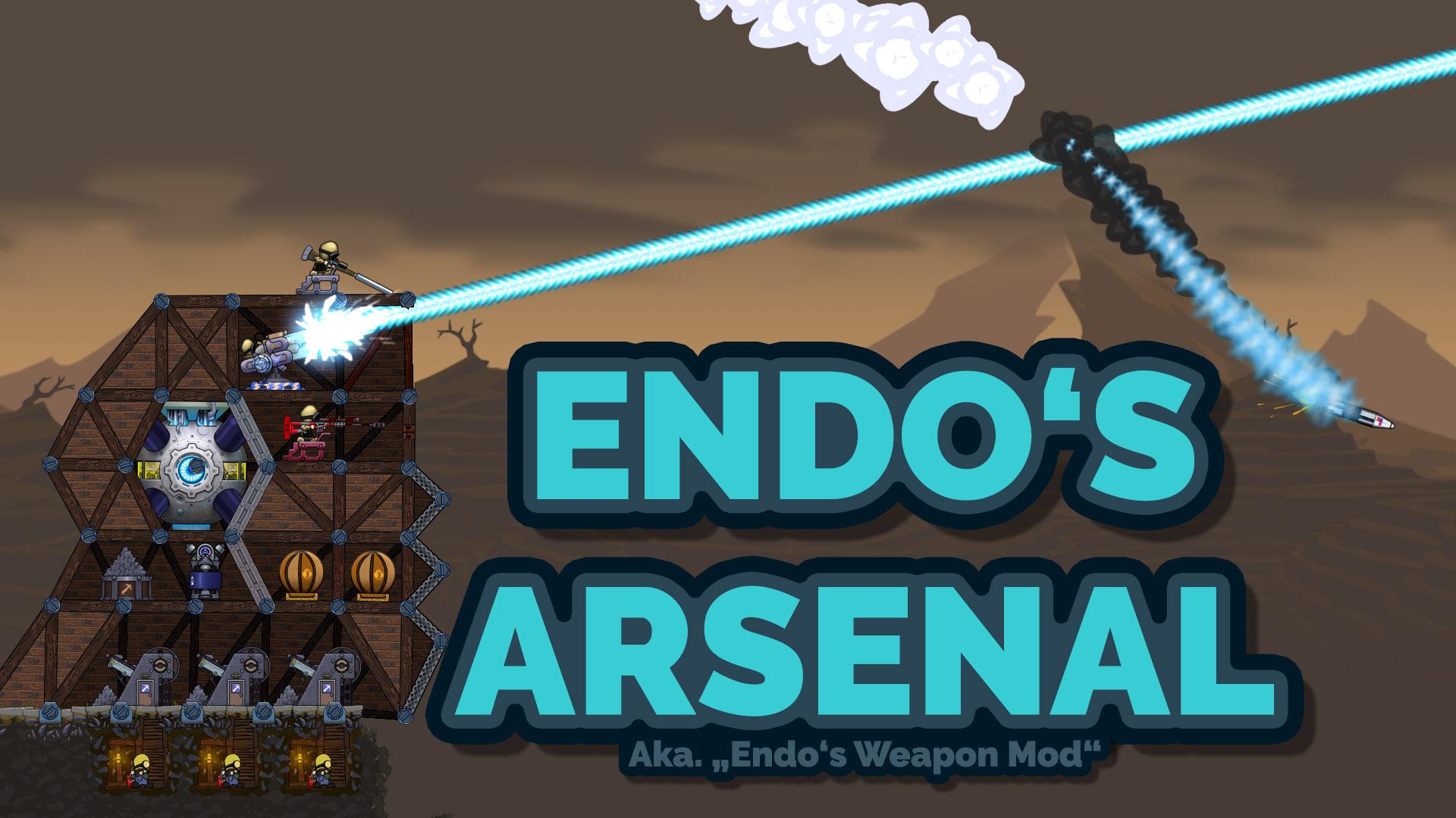 Endo's Arsenal