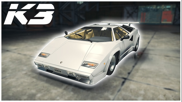 Steam Workshop Lamborghini Countach Lp5000 1988