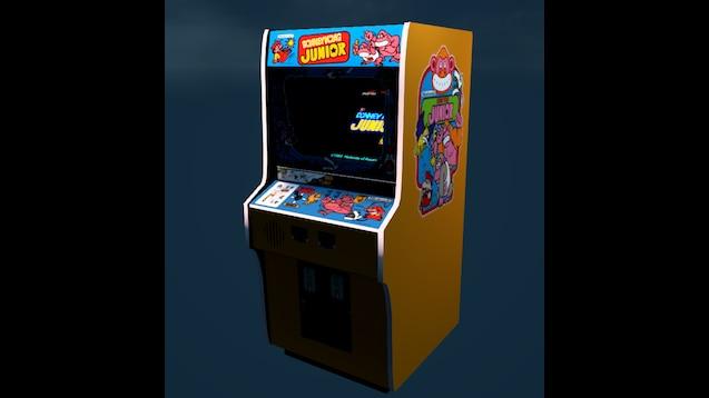 Steam Workshop Arcade Donkey Kong Jr