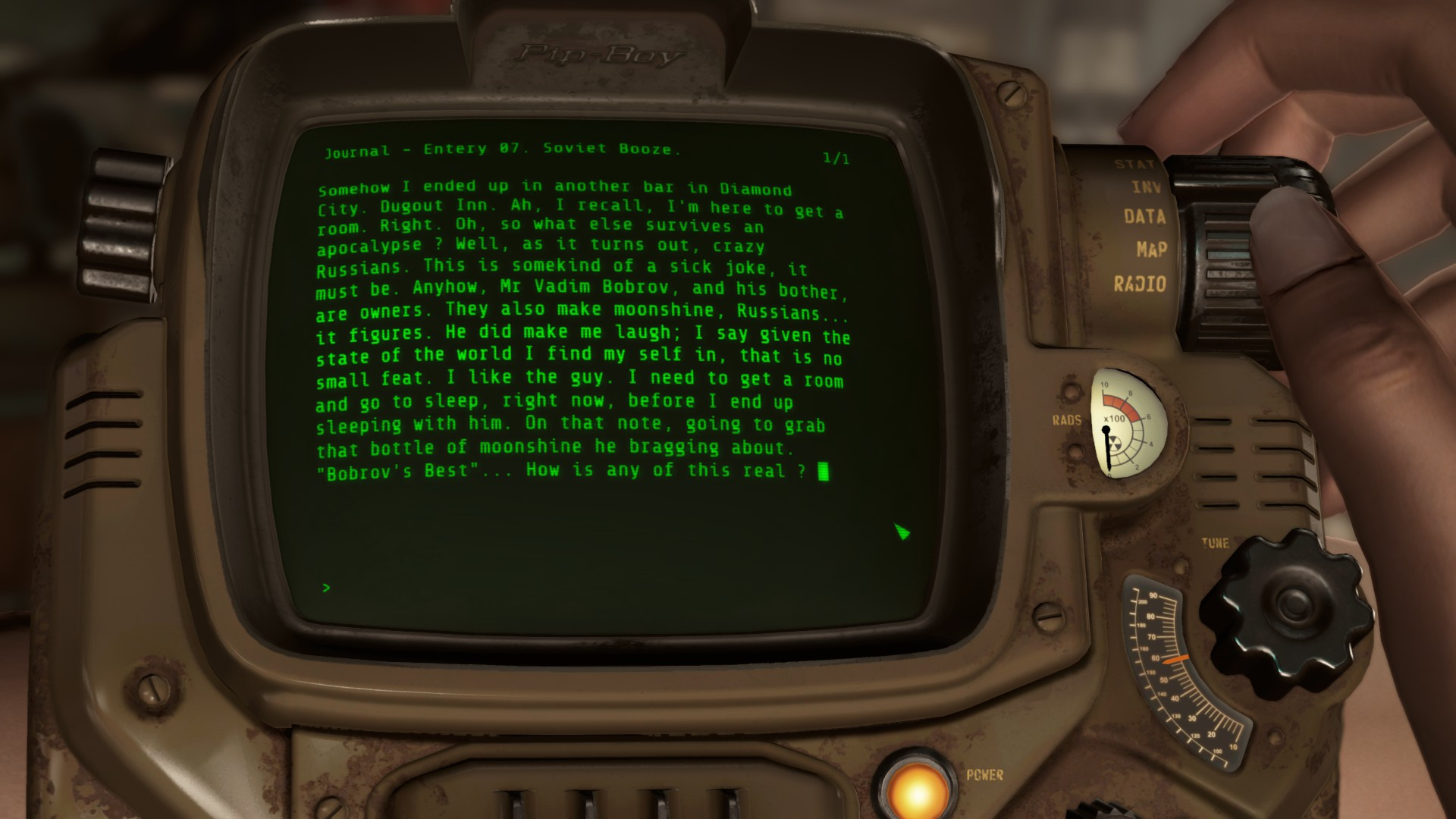 Fallout 76 - Character strategy - Your style  :: Fallout 4