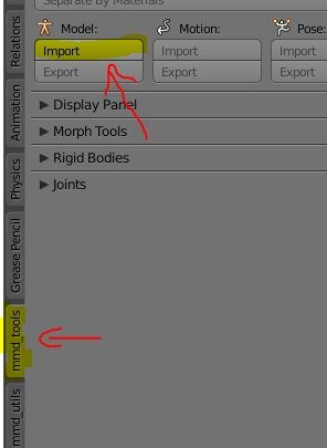 Steam Community :: Guide :: How to port MMD-Models to SFM [SMD-Export]