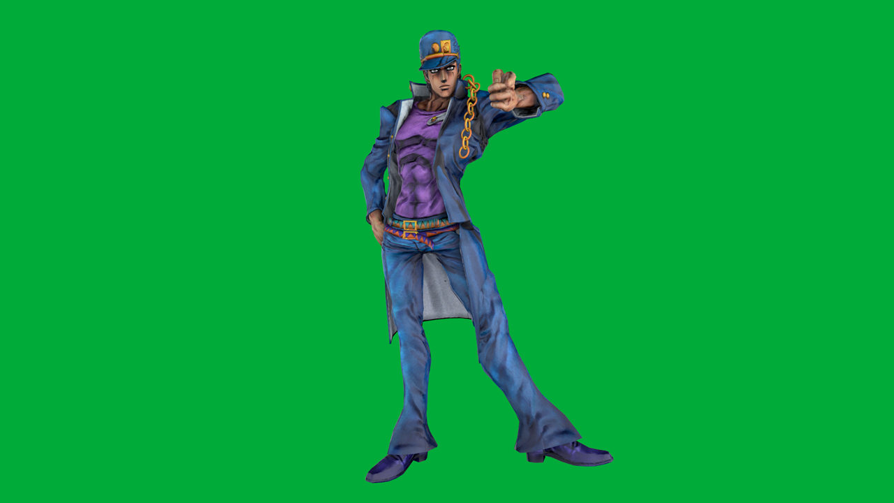 Steam Workshop :: Jojo's Bizarre Adventure Poses