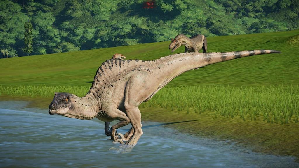 Steam Community :: Screenshot :: Alpine Spinoraptor