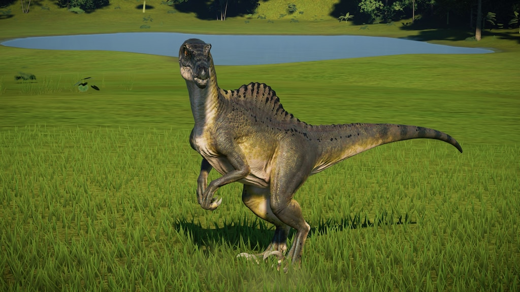Steam Community :: Screenshot :: Woodland Spinoraptor