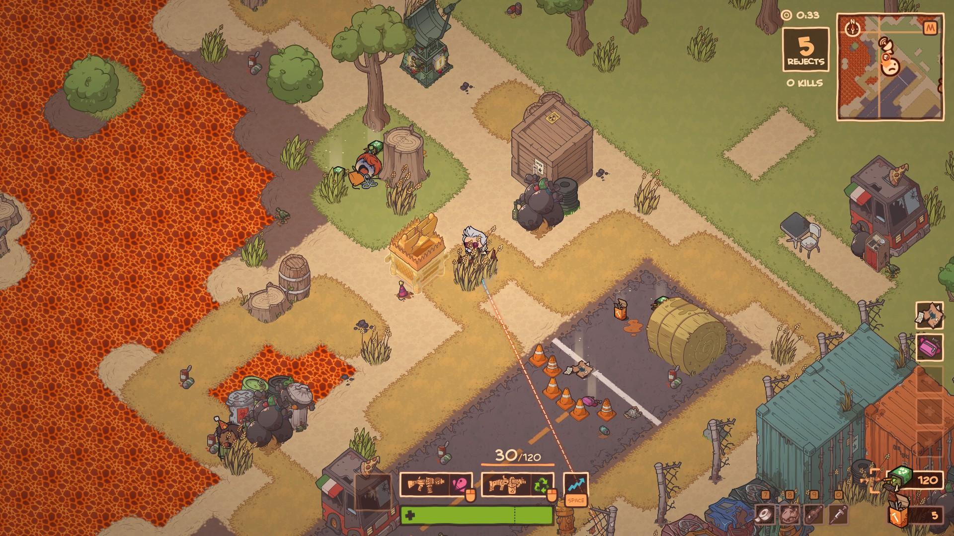 Самый ценный ящик в игре. Может стоить жизни, т.к. отображается на радаре у всех игроков.