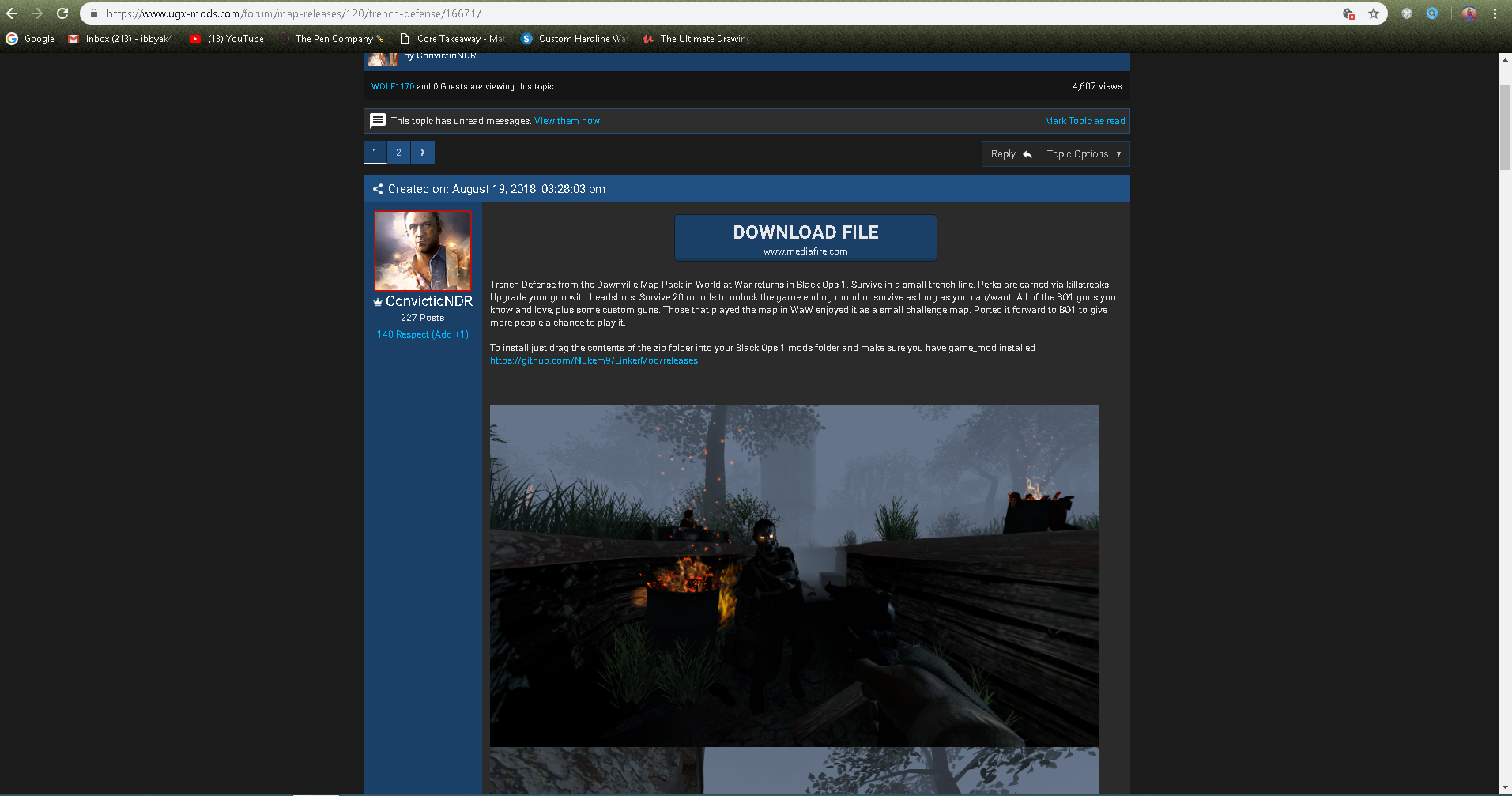 Steam Community :: Guide :: Black Ops Zombies Trench Defence