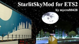Steam Workshop :: Starlit Sky Mod for ETS2