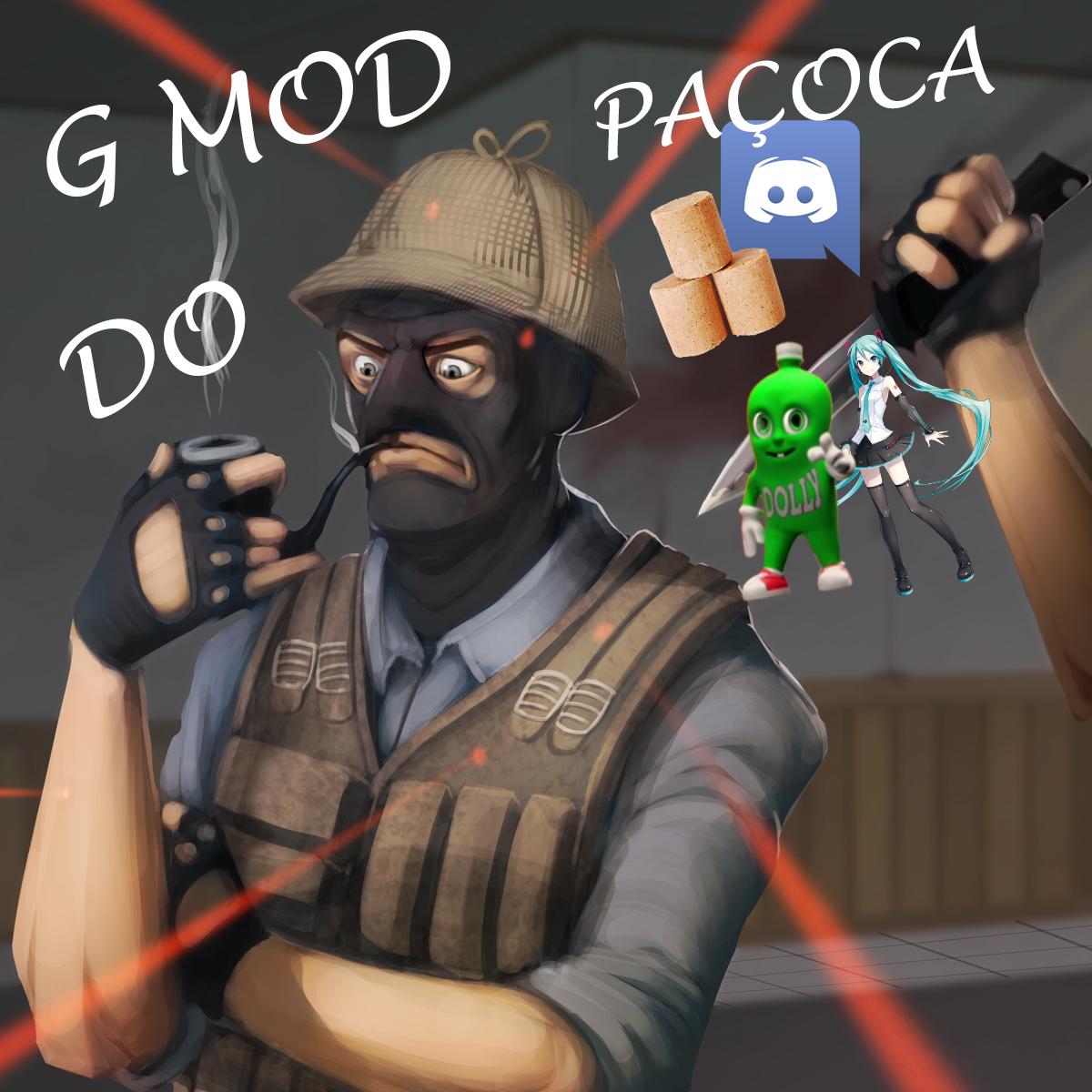 Steam Workshop :: Gmod do Paçoca (Skins)